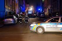 Výbuch plynu zdevastoval byt
