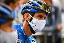 Roman Kreuziger na snímku před startem jedné z etap letošní Tour de France.
