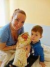 Miriam Jirasová se narodila 28. ledna v 18:04 mamince Jaroslavě a tatínkovi Pavlovi z Plzně. Po příchodu na svět v porodnici U Mulačů vážila sestřička tříletého Pavlíka 3100 gramů.