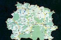 Manětínská oblast tmavé oblohy se rozkládá na 346 km2 a kromě severního Plzeňska zasahuje také do sousedního Karlovarska. Výjimečná oblast je v ČR v pořadí třetí, ale  je jedinou 'hvězdářskou lokalitou', o niž se nedělíme se sousedními státy