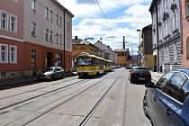 Chystá se rekonstrukce Sladkovského ulice v Plzni.
