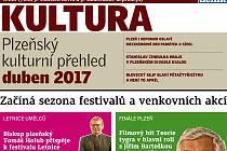 Dubnová Kultura vyjde v pondělí 27. března