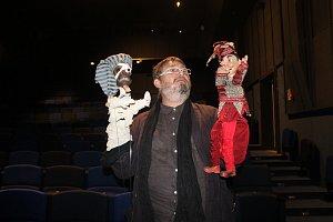 Představení Kašpárek a mumie v divadle Alfa