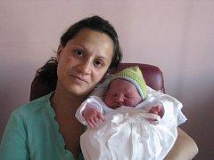 Maminka Michaela Fízerová a tatínek Jiří Stehlík z Plzně se radují za narození Jiřího (3,62 kg, 48 cm). Jejich syn přišel na svět 1. října v 00:30 ve Fakultní nemocnici v Plzni. Doma se na brášku těší Vanesska (4)