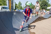 Letní Sportmanie v Plzni