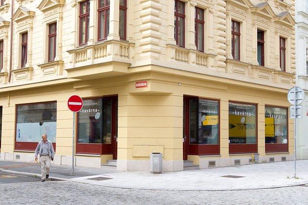 Univerzitní kavárna Íčko