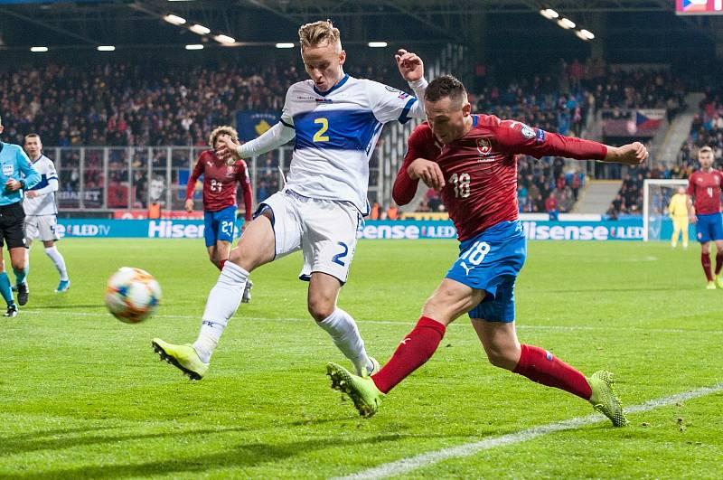 Připomeňme si, jak česká reprezentace před dvěma lety porazila v Plzni Kosovo 2:1 a postoupila na Euro.