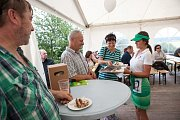 Farmářské slavnosti zavítaly na biofarmu v Nežichově