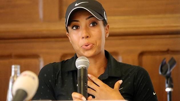 Cheyenne Woodsová