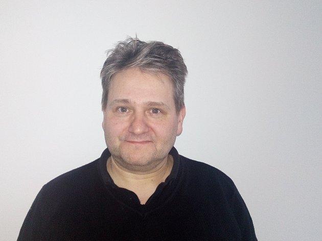 Milan Sobota, cvičitel a vzdělavatel Župy Plzeňské.