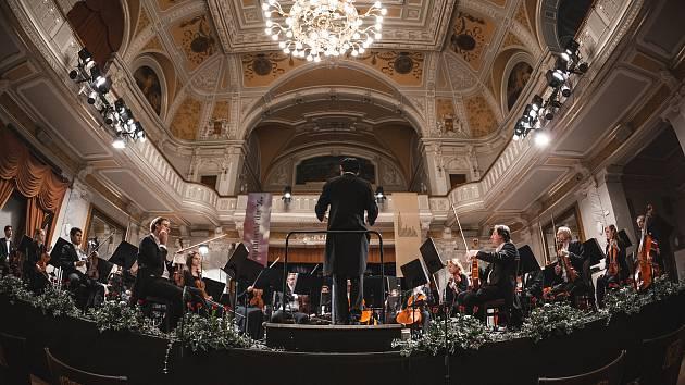 Plzeňská filharmonie. Ilustrační foto.