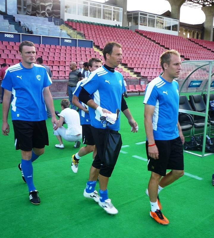 Na trávník stadionu v Jerevanu tehdy kráčel i Daniel Kolář, dnes sportovní manažer mládeže ve Viktorii Plzeň.