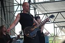 Interitus na Masters of rock ve Vizovicích.
