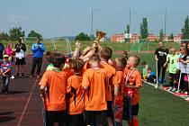 Krajské finále Mc Donald's Cup v Plzni