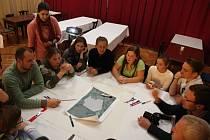 Veřejná diskuze v Nepomuku