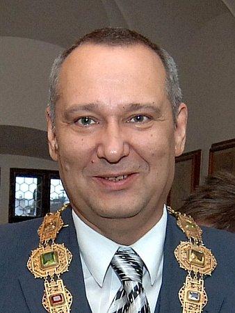 Primátor města Plzně Pavel Rödl