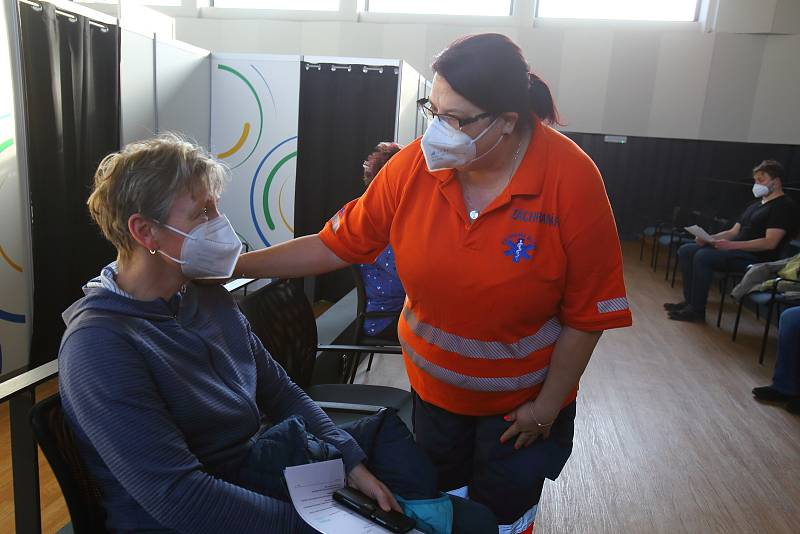 Očkování proti covid-19. Ilustrační foto.
