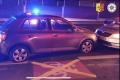 Pražští policisté zastavili řidičku, která ujížděla policistům z Plzeňského kraje.