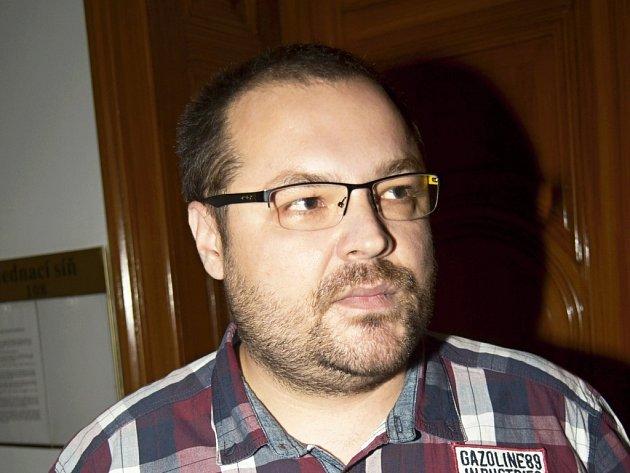 Lukáš Charvát založil v prosinci 2003 webové stránky na podporu Jiřího Kajínka.