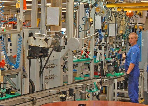 Ve staňkovské firmě pracuje 180zaměstnanců.