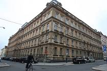 Dům ČD v Purkyňově 22 je na prodej už déle než rok
