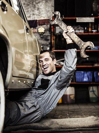 Automechanik Míra Hejda