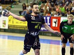 Michal Tonar v Kopřivnici nastřílel pět gólů. Na Moravě naskočil do hry po dvouzápasové pauze.