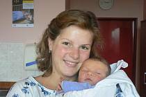 Ke dvouleté Verunce přibyl Stáně a Martinu Jílkovým zPlzně chlapeček Tomáš. Tomášek (3,65 kg, 51 cm) se narodil 12. 9. ve 3.36 hod. ve FN vPlzni