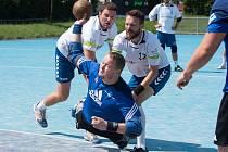 Házená  I. liga mužů: Nýřany - Podlázky