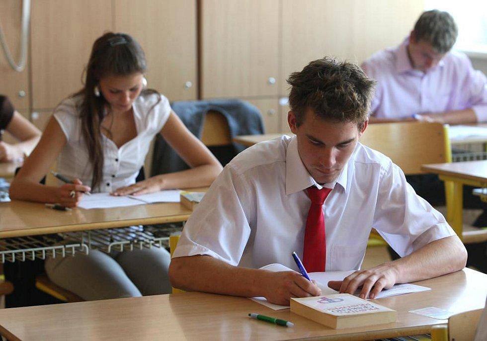 Státní maturity na Sportovním gymnáziu v Plzni
