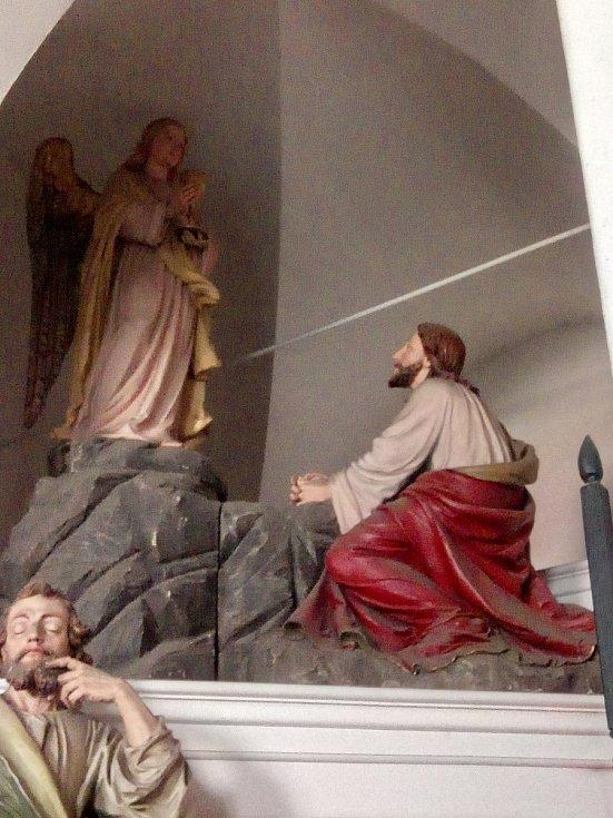 Apoštolové na kolečkách jsou předzvěstí Velikonoc.