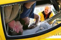 Autosalon nabídl pestrou podívanou i zábavu