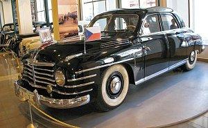 Gottwaldova limuzína