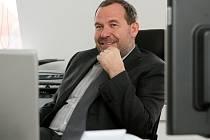 Dnes už bývalý ředitel krajské SÚS Stanislav Liška