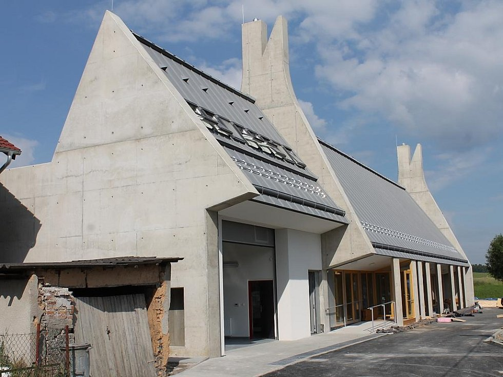 Centrum Caolinum v Nevřeni