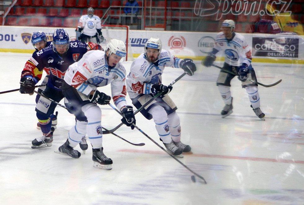 Hokej Madeta České Budějovice-Plzen