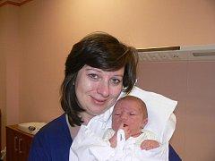 Tomáš Havelka (4,12 kg, 52 cm) zobce Tři Sekery se narodil 8. prosince ve 3:52 hod. vplzeňské fakultní nemocnici. Kromě maminky Dagmar a tatínka Radka má zjeho narození velkou radost sestřička Terezka (4 roky)