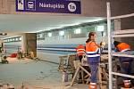 Nový podchod na nádraží