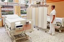 DIOP je součástí anesteziologicko-resuscitačního oddělení v borském areálu FN Plzeň