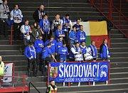 Frölunda Indians – HC Škoda Plzeň.