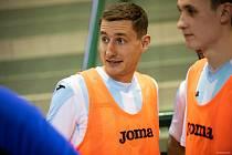 Futsalista Interobalu Plzeň Michal Holý je členem českého národního mužstva v kvalifikaci o postup na mistrovství světa 2020 v Litvě.
