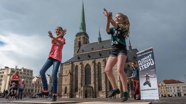 Plzeňský festival stepu 2018