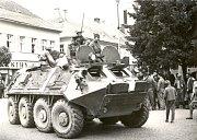 Okupační vojska v Sušici