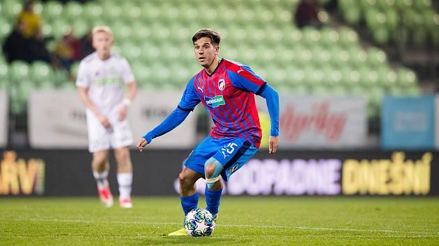 Také Aleš Čermák se vrátil do sestavy Viktorie Plzeň, ale v Karviné hrál se zatejpovaným kolenem.