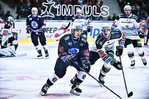 Tipsport extraliga: HC Energie Karlovy Vary - HC Škoda Plzeň