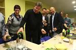 Krajské volby - štáb ODS v Plzni
