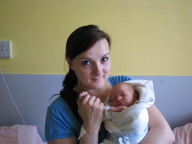 Viktor (3,40 kg, 53 cm) se narodil 21. září v 7:55 v plzeňské Mulačově nemocnici. Na světě svého prvorozeného syna přivítali maminka Pavla Malinká a tatínek Ondřej Malinký z Plzně