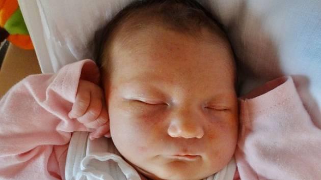 Terezie Polívková se narodila 28. října v18:47 mamince Sabině a tatínkovi Miroslavovi zHolýšova. Po příchodu na svět vplzeňské FN vážila jejich prvorozená dcerka 3960 gramů a měřila 52 centimetrů.