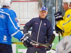 Hokejisté HC Škoda Plzeň odstartovali přípravu na ledě.