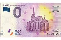 Bankovka stojí osmdesát korun.